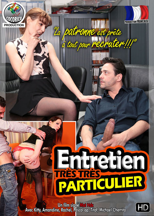Entretien Trеs Trеs Particulier (2017) WEBRip/HD
