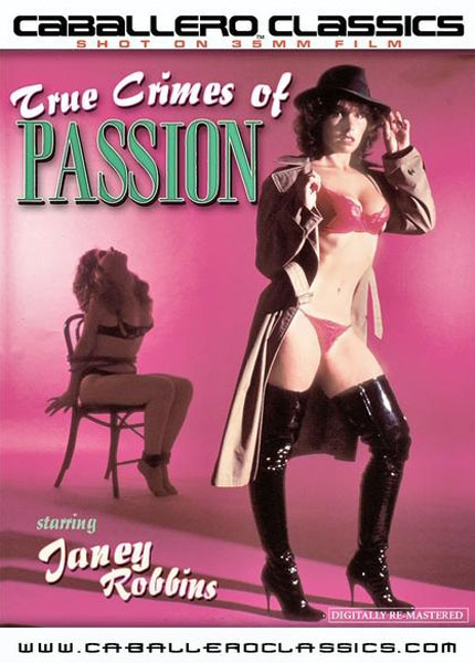 True Crimes of Passion (1984)