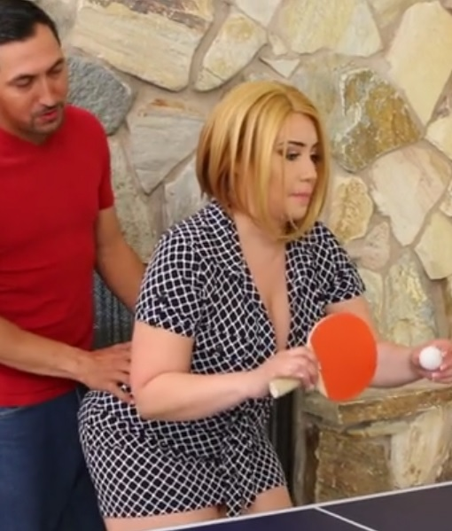 Risa Chacon in Ping Pong Pussy