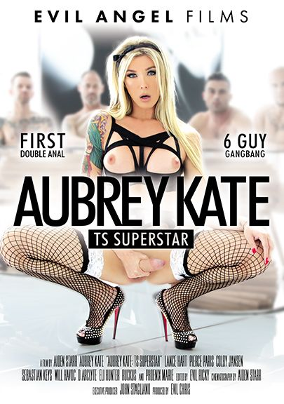 Aubrey Kate - TS Superstar (2017)