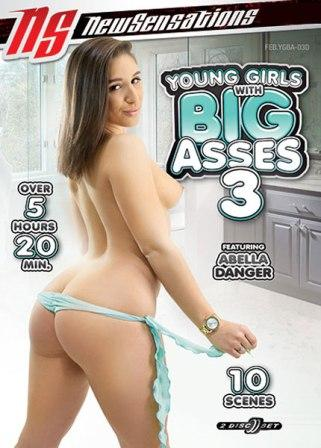 Young Girls With Big Asses 3 (2017)