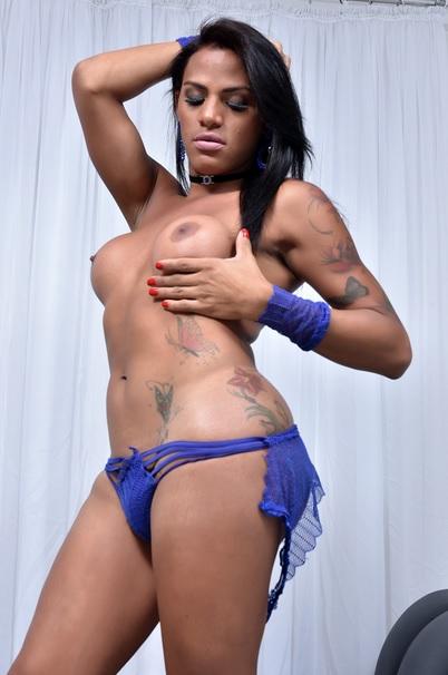Sexy Alexia Rios is back