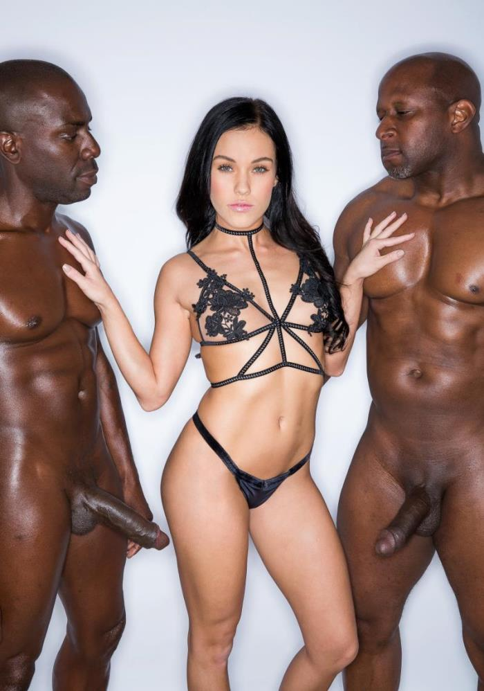 Blacked: Megan Rain - An Unusual and Sexy Request [SD 480p] (DP, Double Penetration)