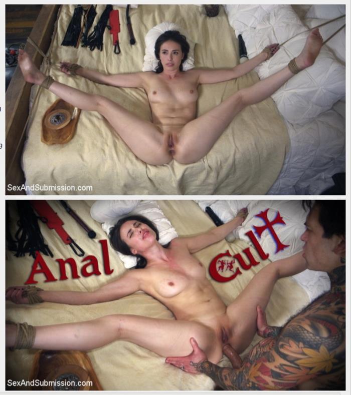 Casey Calvert - Anal Cult (BDSM) - Kink [HD 720p]