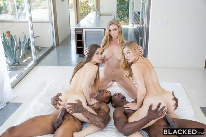 Kendra Sunderland, Alexa Grace, Tali Dova - Ive Never Done This Before Part 2 (2018/Blacked) [SD / 480p/ 335.1 Mb]