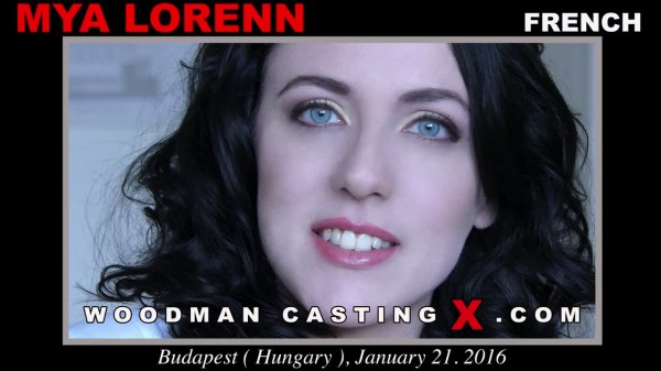 Mya Lorenn, Leyla Bentho - Woodman CastingX (DP, Double Penetration) - WoodmanCastingX [SD 480p]