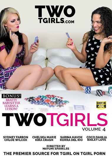 Two TGirls 4 (2017)