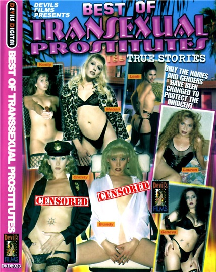 Best Of Transsexual Prostitutes - True Stories (2001)