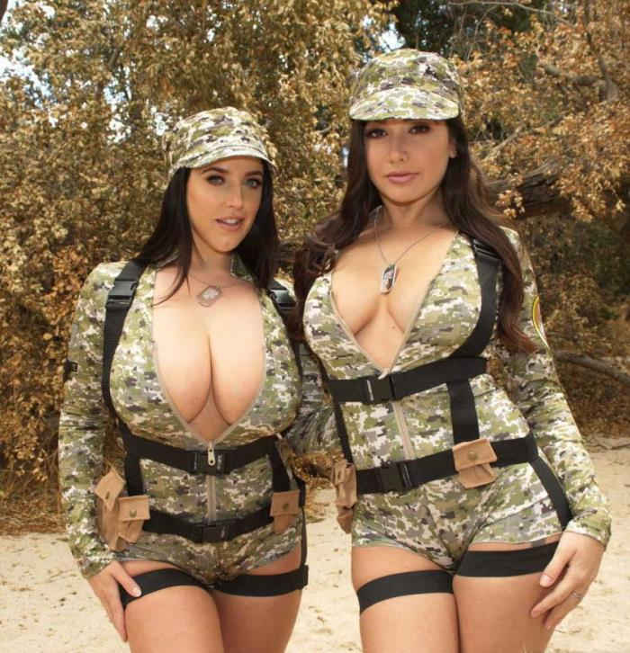 RKPrime/RealityKings - Karlee Grey, Angela White - Commando Coochies [HD 720p]