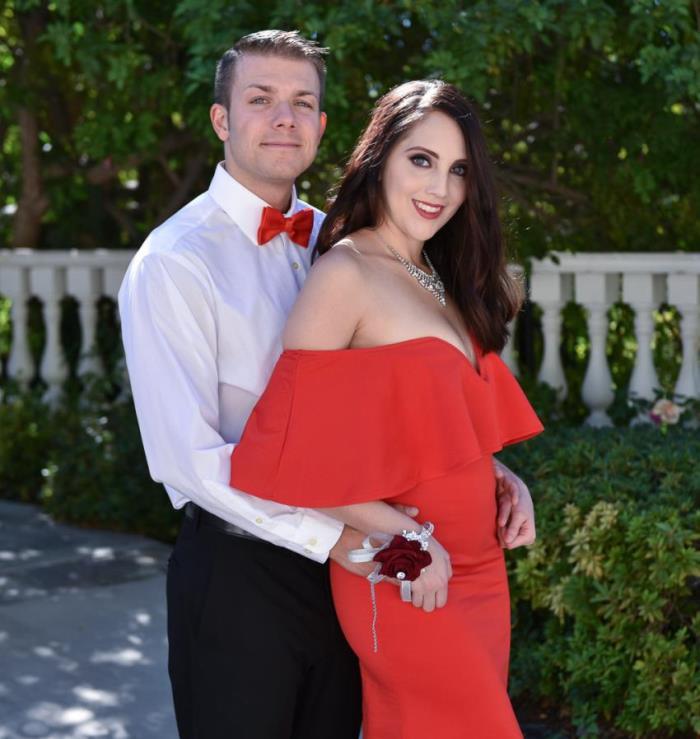 Nickey Huntsman ~ My Anal Prom Date ~ TeensLoveAnal/TeamSkeet ~ HD 720p