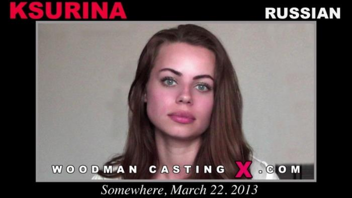 Ksurina - Hard - Sofa + 1 (Casting) - WoodmanCastingX [FullHD 1080p]