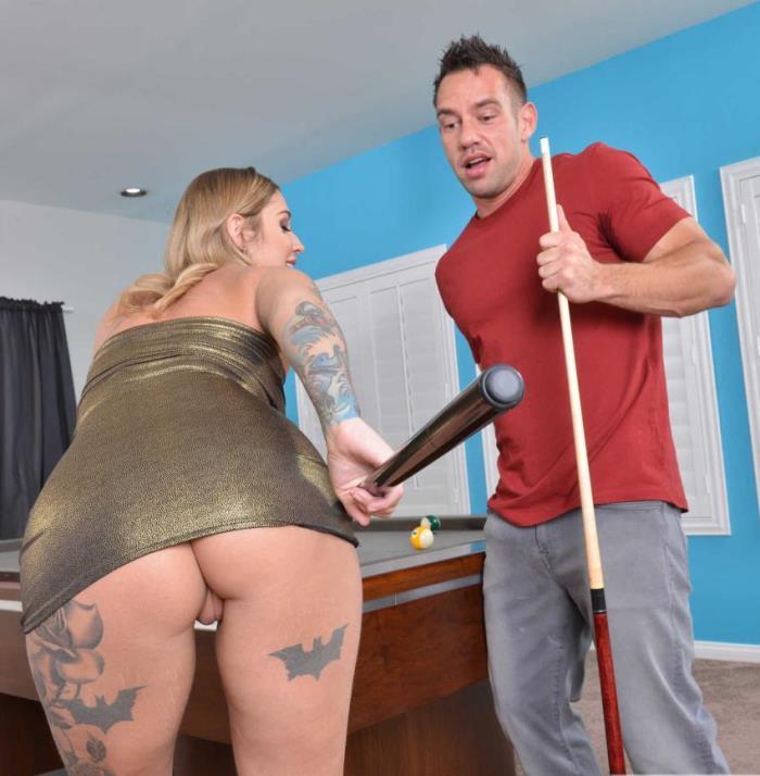 MyFriendsHotGirl/NaughtyAmerica: Kleio Valentien (Big Tits) My Friends Hot Girl [HD 720p]