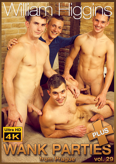 Wank Parties Plus From Prague 29 (2017)