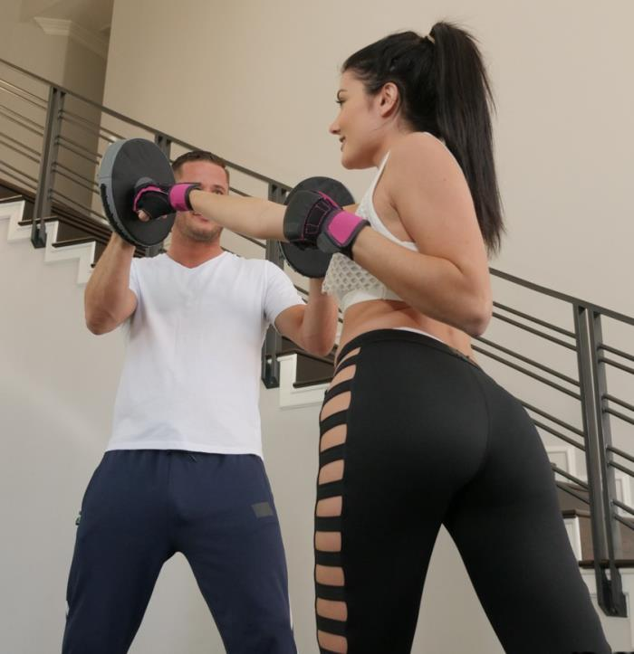 Passion-hd - Adria Rae [Fight And Fuck] (HD 720p)