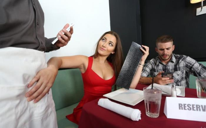 RealityKings: Dani Daniels (Big Tits, Big Boobs) Tip The Waiter [FullHD 1080p]