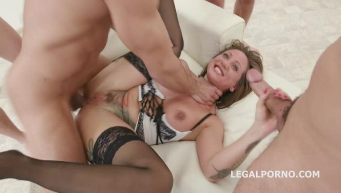 LegalPorno: Betty Foxxx - Monsters of DAP [SD 480p] (DAP)