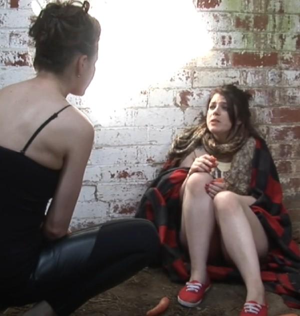 PissList/Montycashuncut - Lucia Love, Tina Kay - The Carrot Thief [HD 720p]