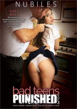 Bad Teens Punished 3 (2018)