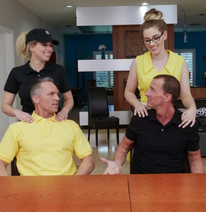 DaughterSwap - Zoey Monroe - The Sugar Daddy Swap Pt.2 (Old and Young) [HD / 720p / 1.3 Gb]