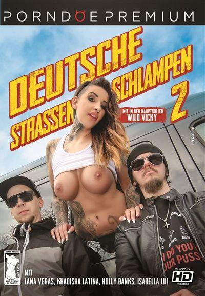 Deutsche Strassen Schlampen 2 (2017)