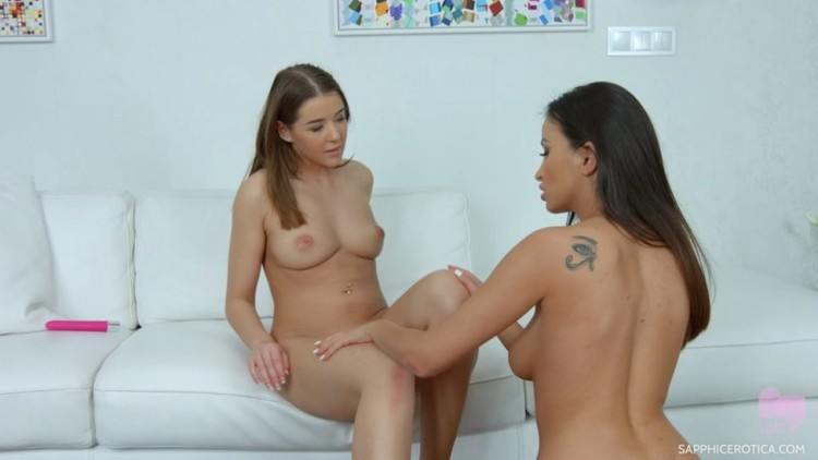 Sapphic Erotica - Alyssia Ken & , Sybil - Guitar Play  19.01.2018  - 1080p Free Download From pornparadise.org