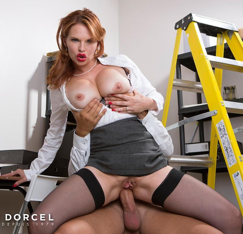 Tarra White - My Wife Tarra Prefers Anal Sex (2018/DorcelClub/FullHD)