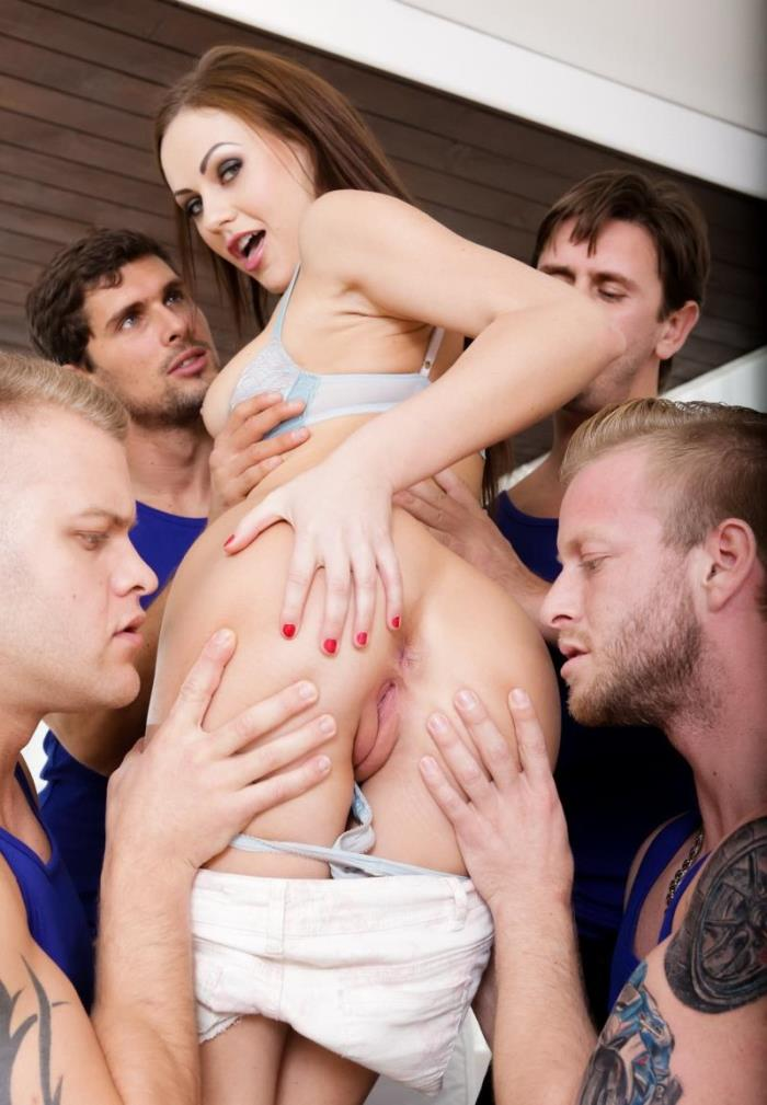 Tina Kay - - 4 On 1 Gang Bangs 07 [DogHouseDigital] SD 400p