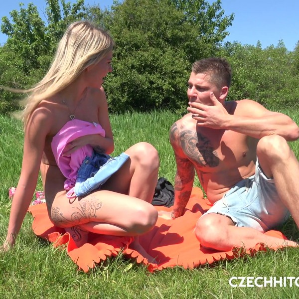 Claudia Macc - Claudia Mac fucked outside [CzechHitchhikers/PornCZ] [FullHD|mp4|1.91 Gb|1080p|2018]