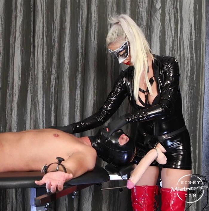 KinkyMistresses: Lady Pia, Mistress Michela in Anal fisting in Holland [HD 720p] BDSM