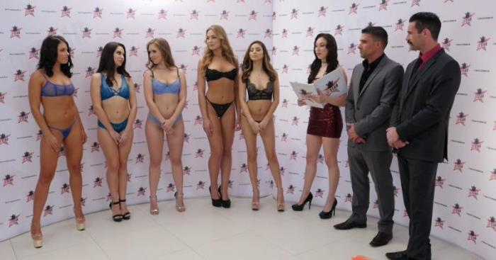 Nina North, Cassidy Klein, Lena Paul, Blair Williams, Adriana Chechik, Aria Alexander - - DP Star Season 3 - Top 5 Orgy Finale [Digitalplayground] SD 480p
