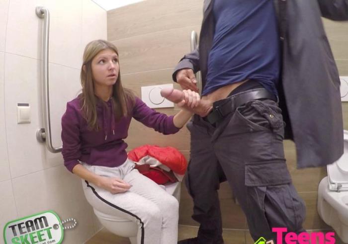 Gina Gerson - - Russian Teen Loves Money [TeamSkeet] SD 480p