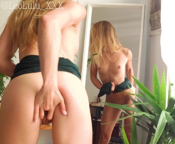 LeoLulu - - Stripping Teasing and cumming for you [ManyVids] FullHD 1080p