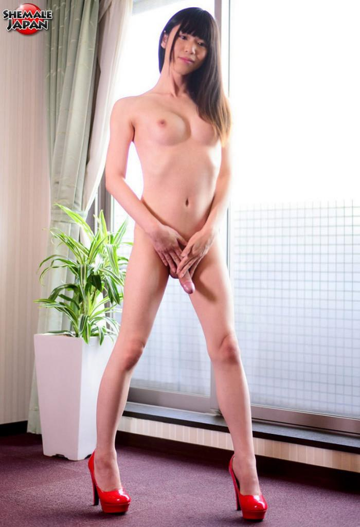 Shemale-Japan - Rina Shinoda - Rina Rides Again! [HD 720p]