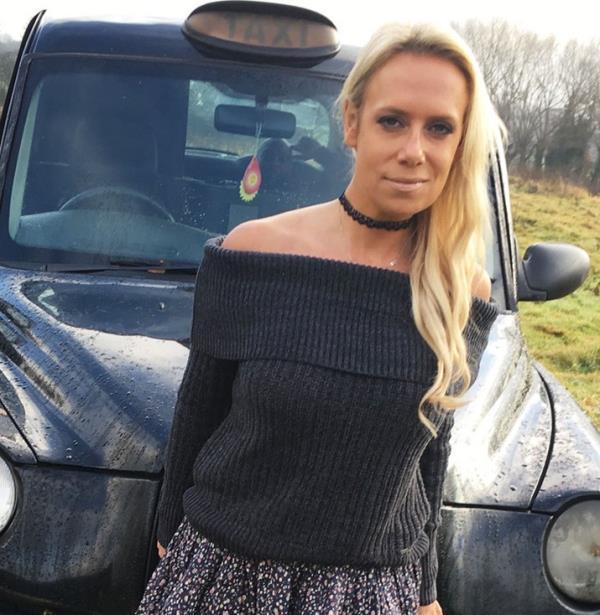 Sasha Steele - Big black cock deep in drivers ass [FullHD 1080p]