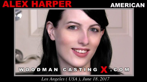 Alex Harper - Casting X 186 [WoodmanCastingX] [SD|mp4|998.36 Mb|540p|2018]