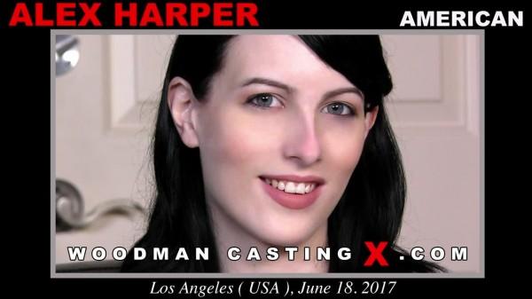 Alex Harper - Casting X 186 (2018/WoodmanCastingX/SD)