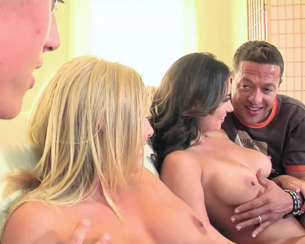 Hustler: Allison Pierce - Wife Switch [FullHD 1080p] (Group)
