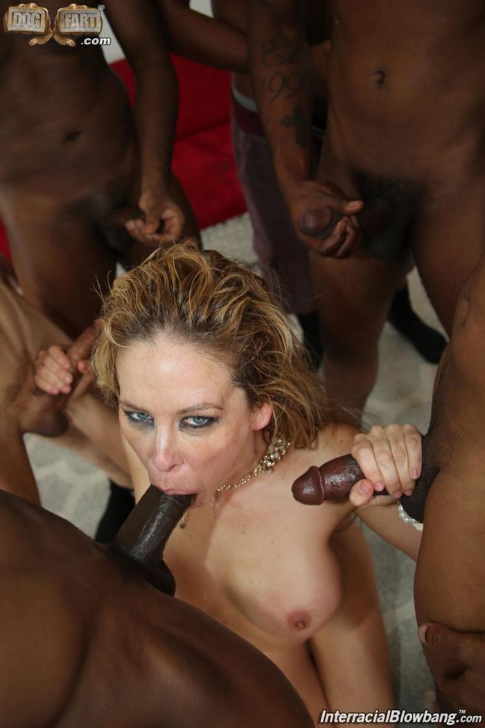 InterracialBlowbang / DogFartNetwork: Cherie DeVille - BlowBang [SD 432p] (316.72 Mb)