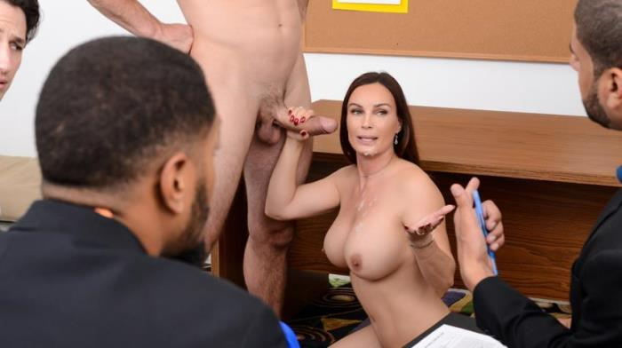 BigTitsAtWork / Brazzers - Diamond Foxxx [HR Whorientation] (SD 480p)