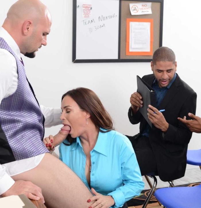 BigTitsAtWork/BraZZers - Diamond Foxxx [HR Whorientation] (HD 720p)