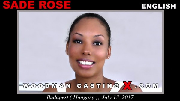 Sade Rose - Woodman CastingX (Ebony) - WoodmanCastingX [SD 540p]