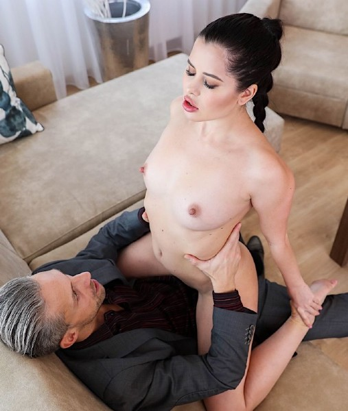 KarupsPC - Cassie Fire - Fun with Father-in-Law [FullHD 1080p]