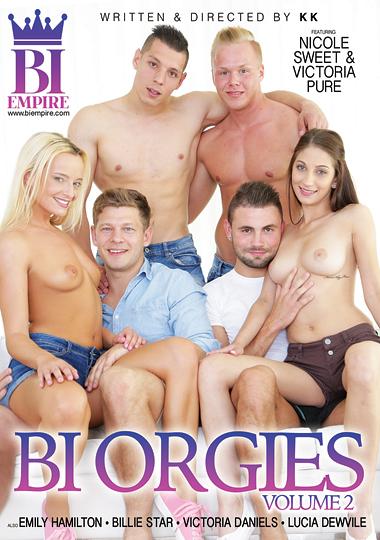 Bi Orgies 2 (2017)
