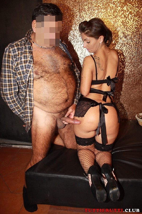 Lidia ~ Milf on my gang-bang party ~ TuttiFrutti.club ~ HD 720p