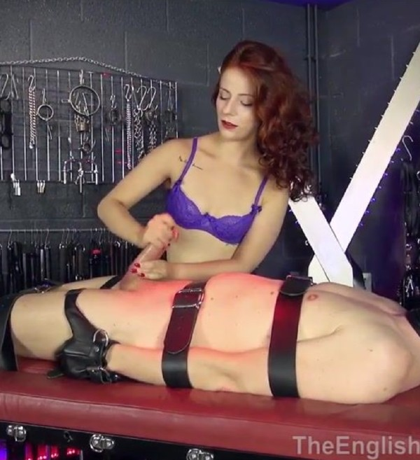 TheEnglishMansion - Mistress Lola Ruin - Relentless Ruined Edging [HD 720p]