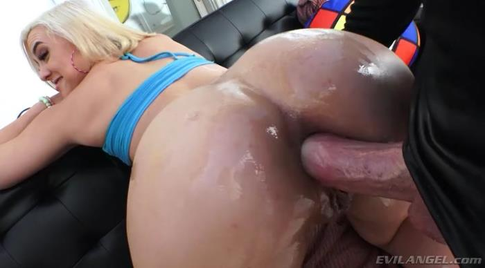 EvilAngel: Big-Assed Maria Reamed To Anal Gaping - (Maria Jade) - Anal [SD 400p]
