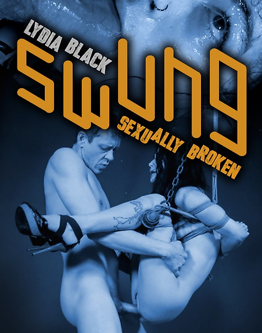 SexuallyBroken/IntersecInteractive - Lydia Black - Lydia Black is a human sex swing! - HD/720p