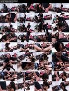 Pervyones/SinDrive: Kiki Minaj (Ebony) CooCoo For Kiki! A Fuck And Rub In Front Of All The Sluts! [FullHD 1080p]