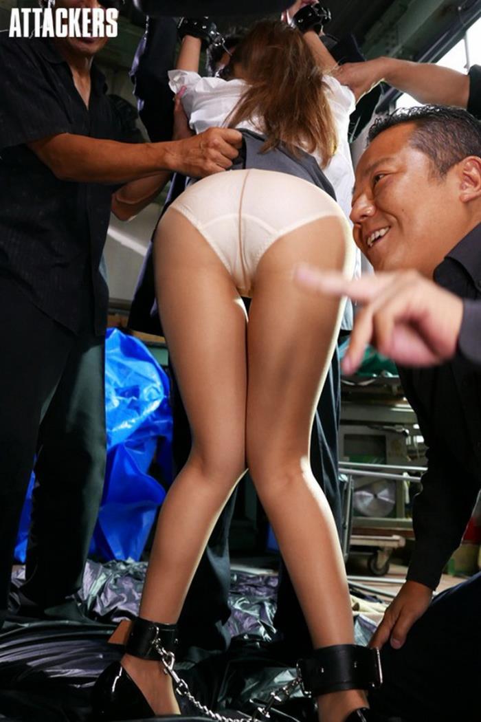 Attackers: Rino Kirishima - Wana ni ochita erito sosakan [SD 406p] (1.44 Gb)