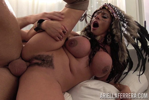AriellaFerrera/PornstarPlatinum: Ariella Ferrera - Hardcore Dream [FullHD 1080p] (1.45 Gb)